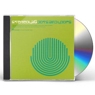 Stereolab Dots & loops CD