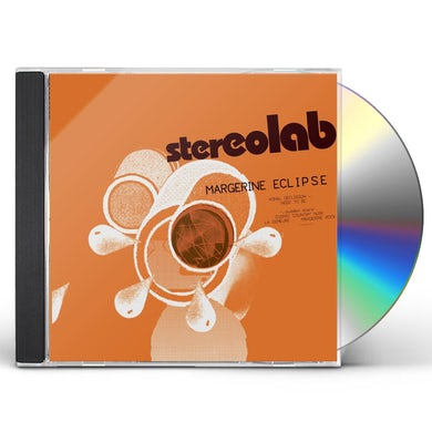 Stereolab Margerine eclipse (expanded edition) CD