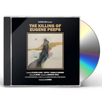 Bastien Keb The Killing Of Eugene Peeps CD