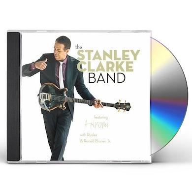 STANLEY CLARKE BAND CD