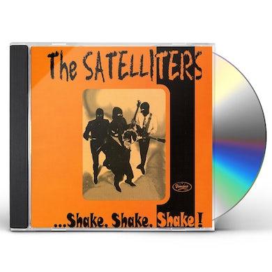 Satelliters SHAKE SHAKE SHAKE CD