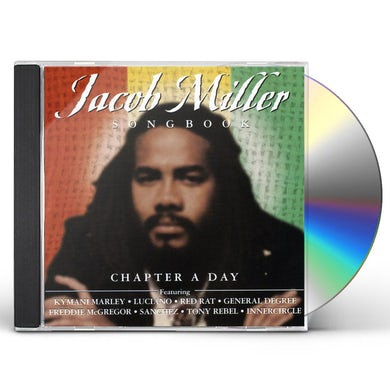 Jacob Miller CHAPTER A DAY CD