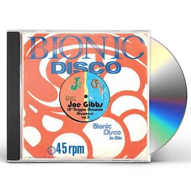 Joe Gibbs REGGAE DISCOMIX SHOWCASE 3 CD