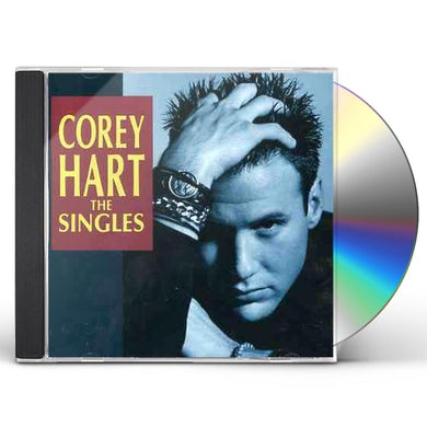 Corey Hart SINGLES CD