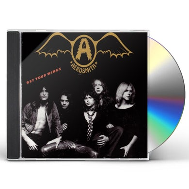 Aerosmith GET YOUR WINGS CD