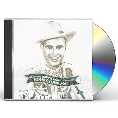 Johnny Horton HONKY TONK MAN: ESSENTIAL 1956-60 CD