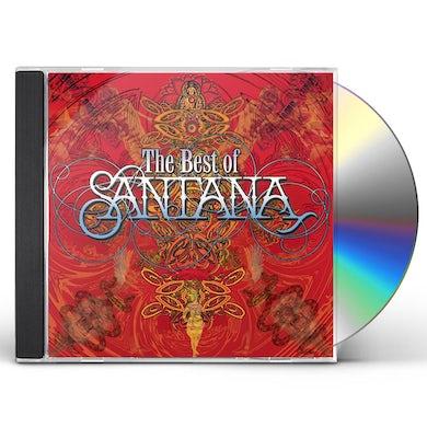 Santana BEST OF CD