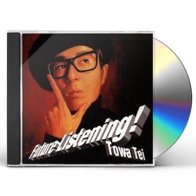 Towa Tei FUTURE LISTENING CD