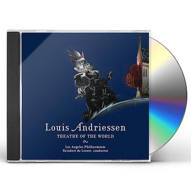 Los Angeles Philharmonic THEATRE OF THE WORLD CD