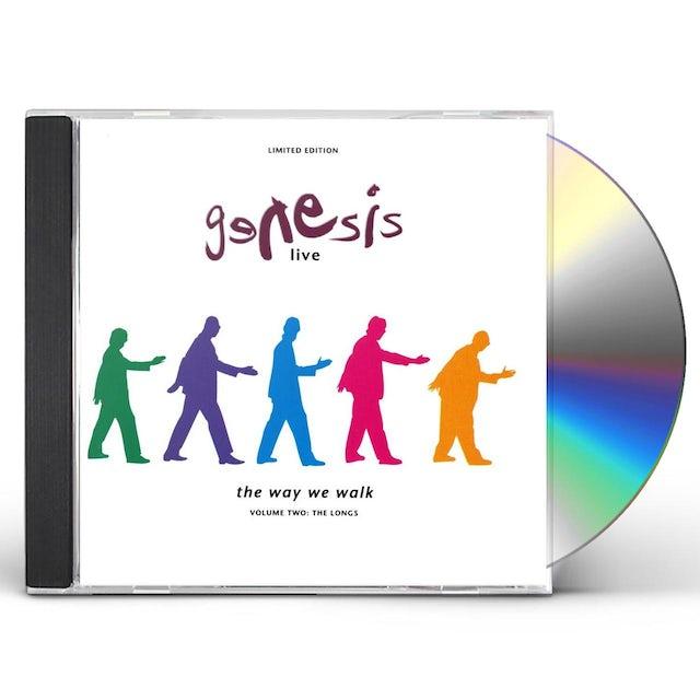Genesis LIVE: WE WALK 2--LONGS CD