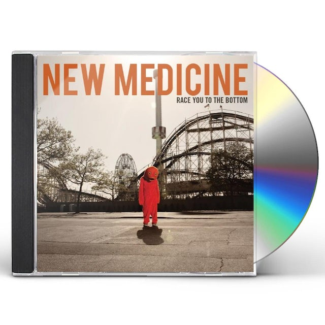 New Medicine RACE YOU TO THE BOTTOM CD