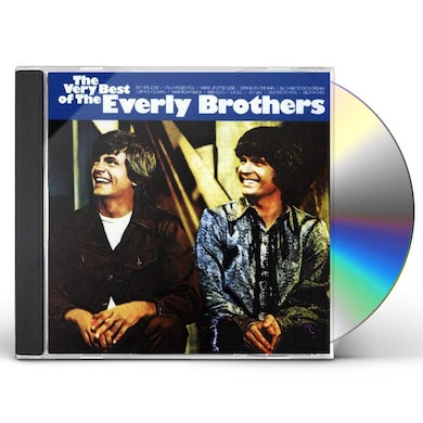 VERY BEST OF The Everly Brothers CD
