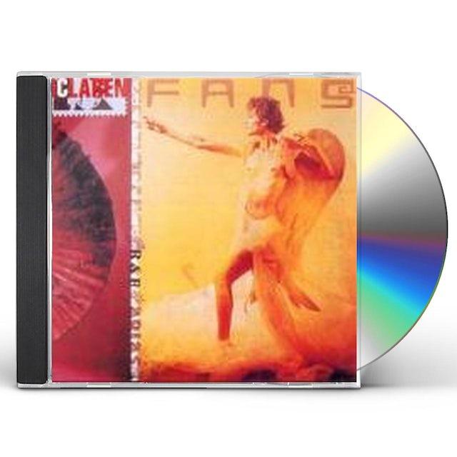 Malcolm McLaren FANS CD