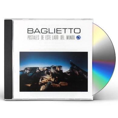 Juan Carlos Baglietto POSTALES DE ESTE LADO DEL MUND CD