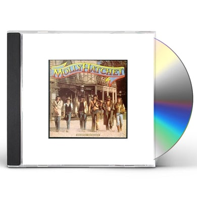 Molly Hatchet NO GUTS NO GLORY CD