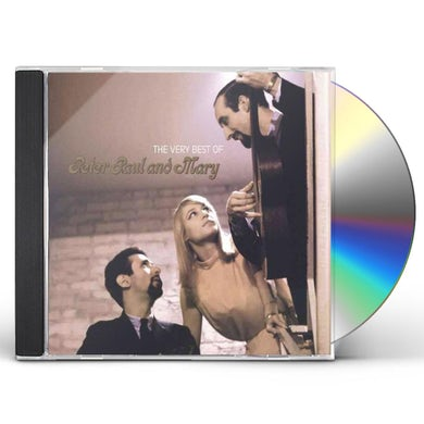 VERY BEST OF PETER PAUL & MARY CD