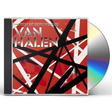 Van Halen BEST OF BOTH WORLDS CD