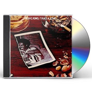 Ben E. King I HAD A LOVE CD