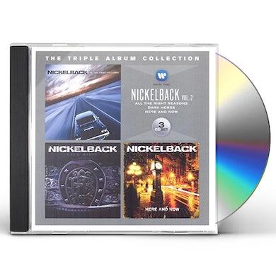 Nickelback TRIPLE ALBUM COLLECTION VOL 2 CD