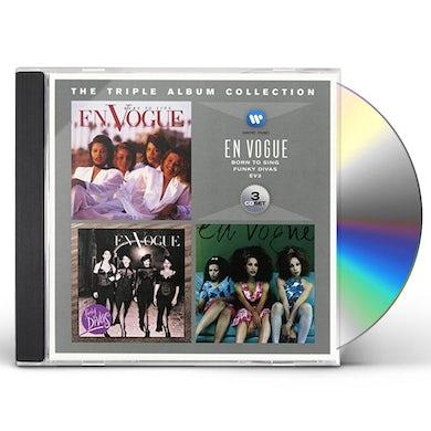 TRIPLE ALBUM COLLECTION EN VOGUE CD