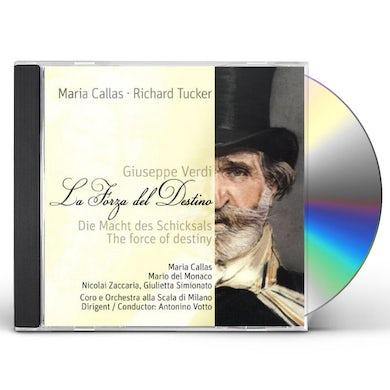 G. Verdi LA FORZA DEL DESTINO (DIE MACH CD