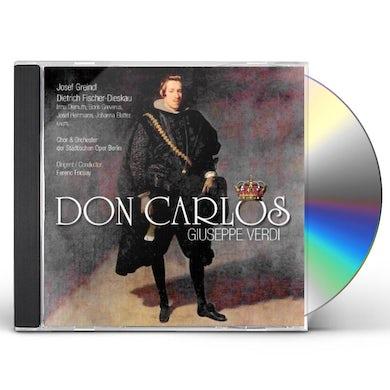 G. Verdi DON CARLOS CD