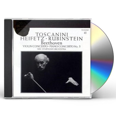 Toscanini COLLECTION VOL 41 CD
