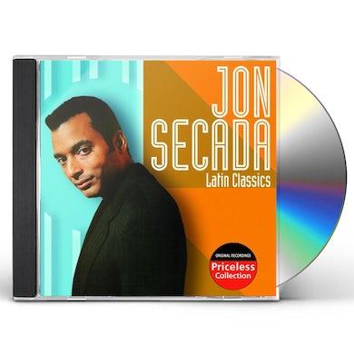 Jon Secada LATIN CLASSICS CD