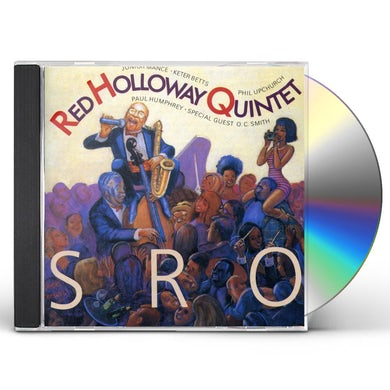 Red Holloway STANDING ROOM ONLY CD