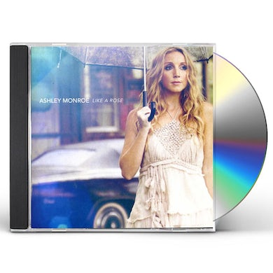 Ashley Monroe LIKE A ROSE CD