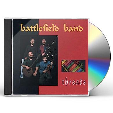Battlefield Band THREADS CD