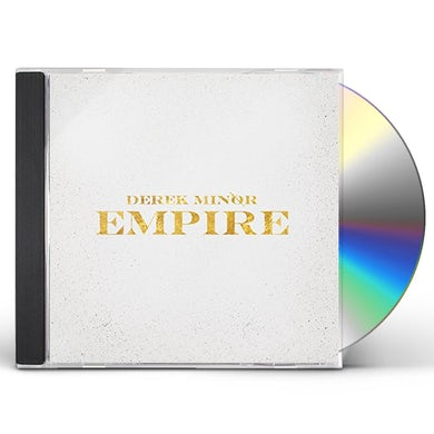 Derek Minor EMPIRE CD