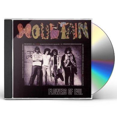 Mountain FLOWERS OF EVIL CD