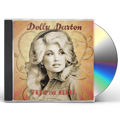 Dolly Parton FROM THE HEART CD
