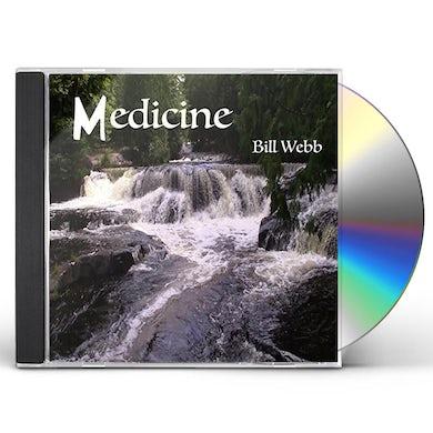 Bill Webb MEDICINE CD