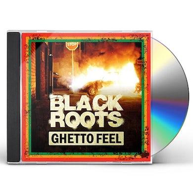 BLACK ROOTS GHETTO FEEL CD