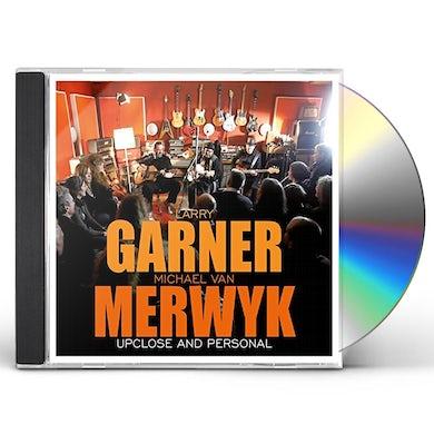 Larry Garner UPCLOSE & PERSONAL CD