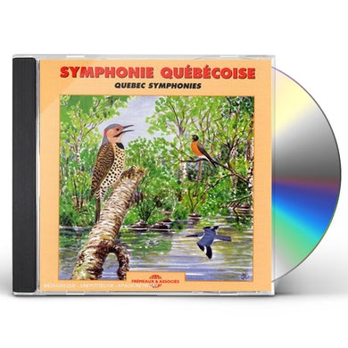 Sounds of Nature QUEBEC SYMPHONIES CD