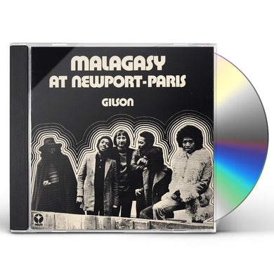 MALAGASY AT NEWPORT-PARIS CD