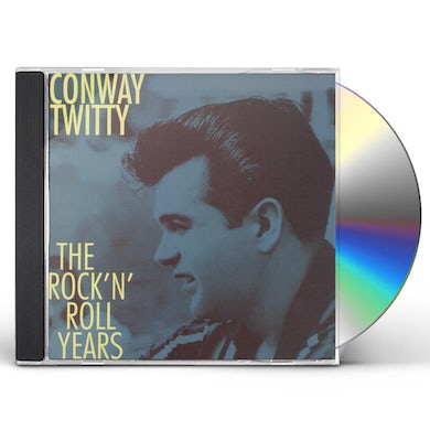Conway Twitty ROCK N ROLL YEARS CD