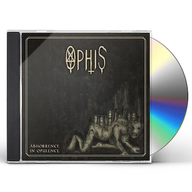 Ophis ABHORRENCE IN OPULENCE CD