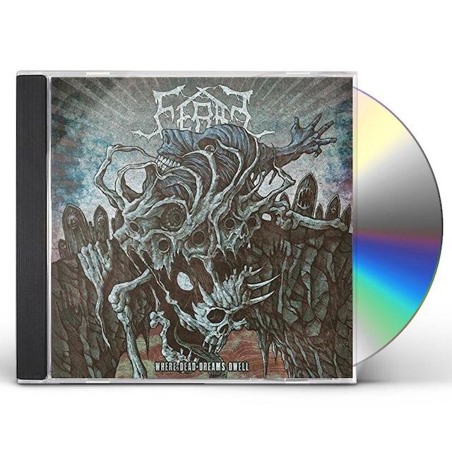 Feral WHERE DEAD DREAMS DWELL CD
