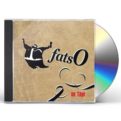 Fatso ON TAPE CD