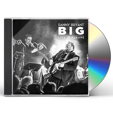 Danny Bryant BIG CD