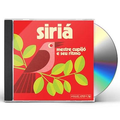 Mestre Cupijo E Seu Ritmo SIRIA CD