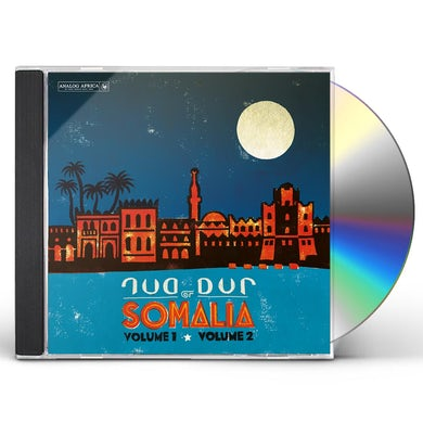 DUR-DUR OF SOMALIA: VOLUME 1, VOLUME 2 & PREVIOUSLY UNRELEASED TRACKS CD