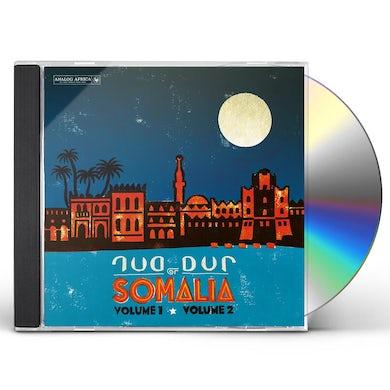 Dur-Dur Band DUR-DUR OF SOMALIA: VOLUME 1, VOLUME 2 & PREVIOUSLY UNRELEASED TRACKS CD