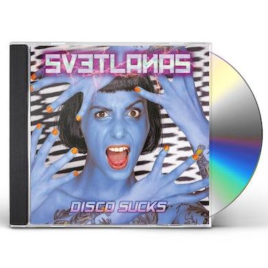 Svetlanas DISCO SUCKS CD