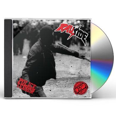 Rawside POLICE TERROR CD