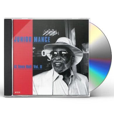 AT TOWN HALL VOL 2 CD